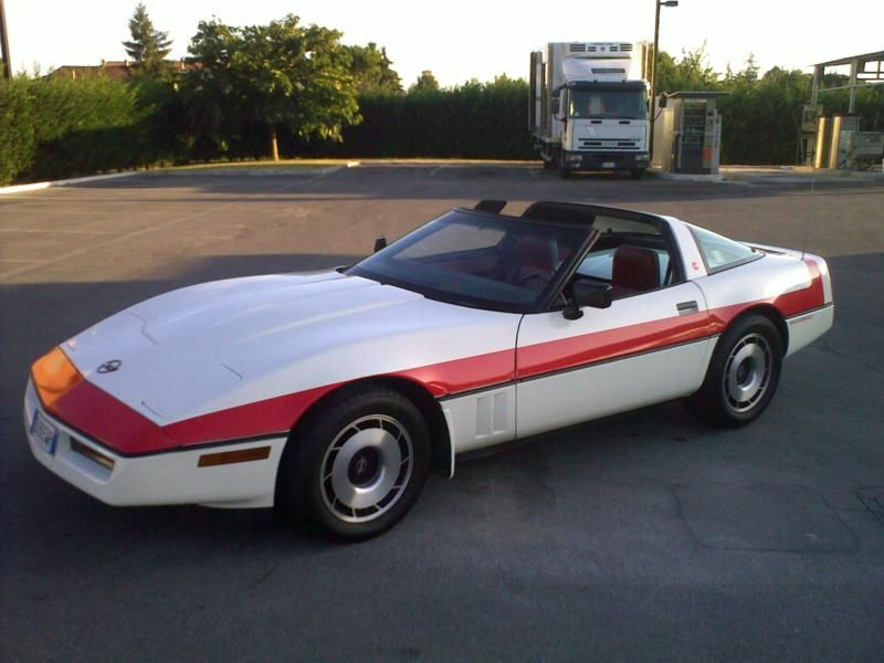 The A Team Corvette (With images) Tv cars, The a team