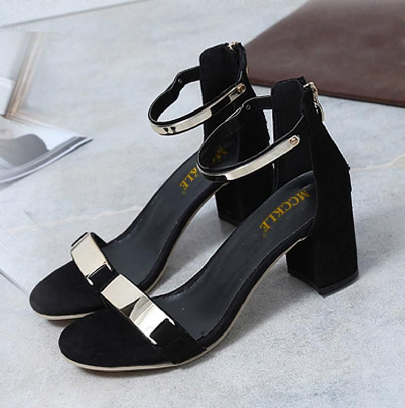 fba07ae1b9 High Heel Ankle Strap Shoe in 2019   Me   Ankle strap shoes, Shoes ...