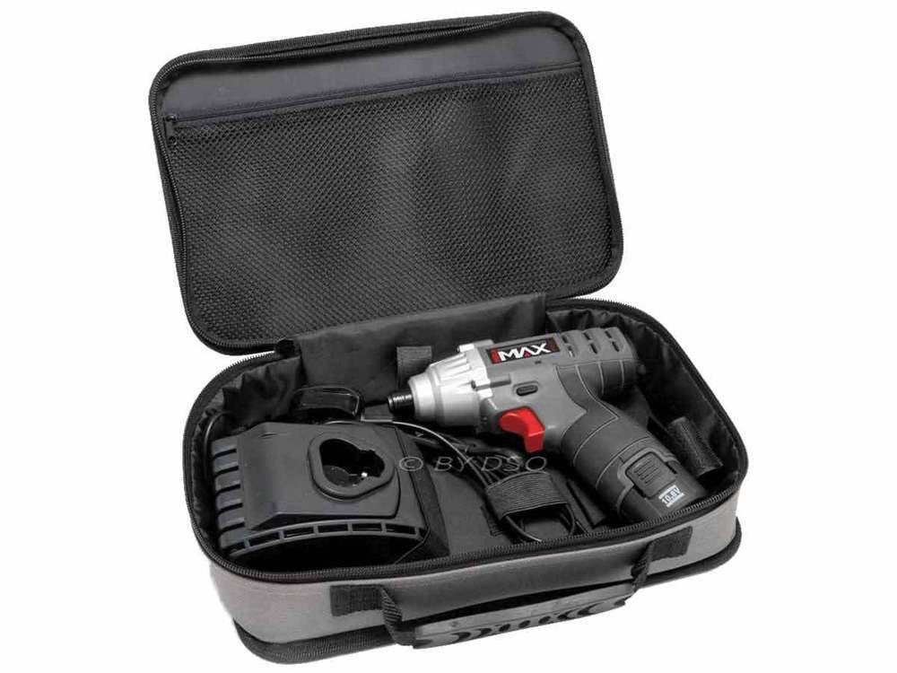 "Hilka Impact Drill Cordless 1//2/"" Square Socket 24 V Lithium Set MPTIW24"