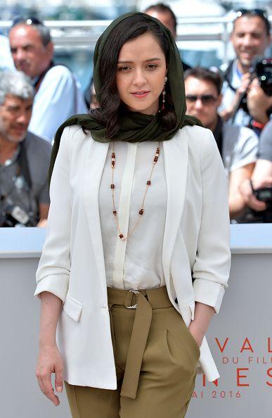 Taraneh Alidoosti on the red carpet Cannes 2016 YekFun ...