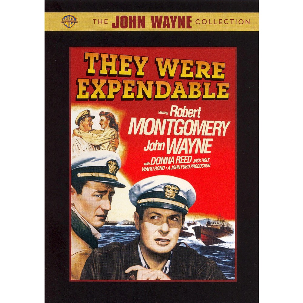 They Were Expendable (Commemorative Packaging) (The John Wayne ...