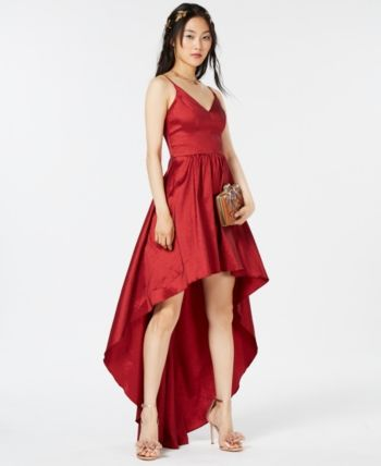 a4c1f3cbed4c B. Darlin Juniors' High-Low Dress in 2019 | Products | Junior formal ...