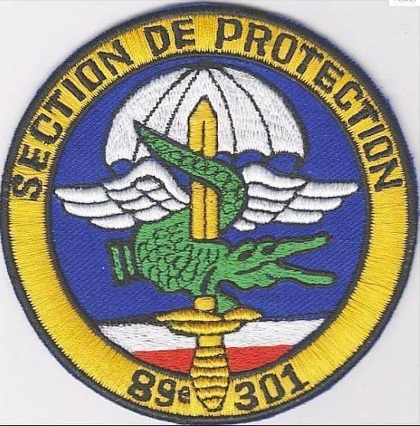France Air Force 89th Security Squadron Nimes Airbase 301 Armee de l
