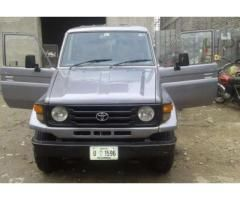 Toyota Land Cruiser Jeep Model 1989 For Sale In Islamabad