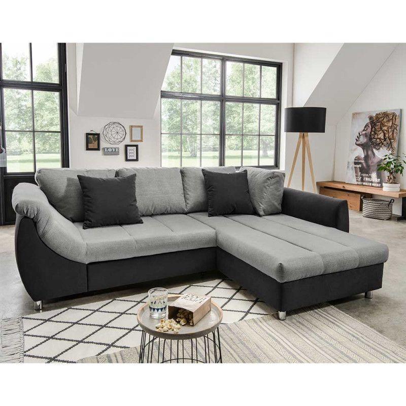 249x84x188 Couchecke mit Bettfunktion - Palace | Sofa ...