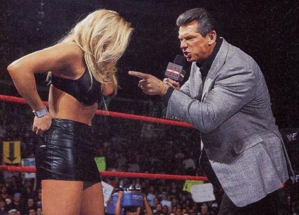Flashback: Trish Stratus Forced To Strip On WWE Raw, 20 Years Ago 2