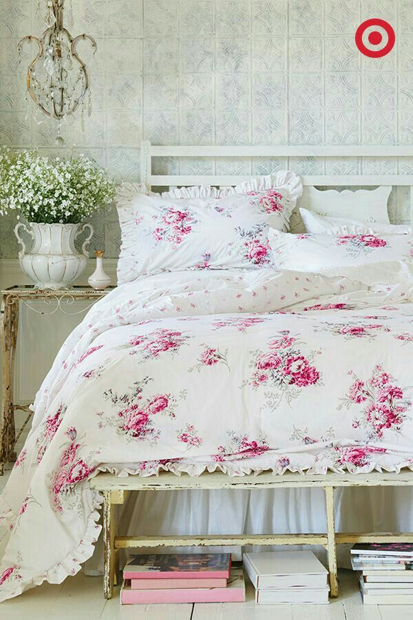 Antique Rose Bedding So Pretty Shabby Chic Bedding Chic Bedroom Chic Bedding