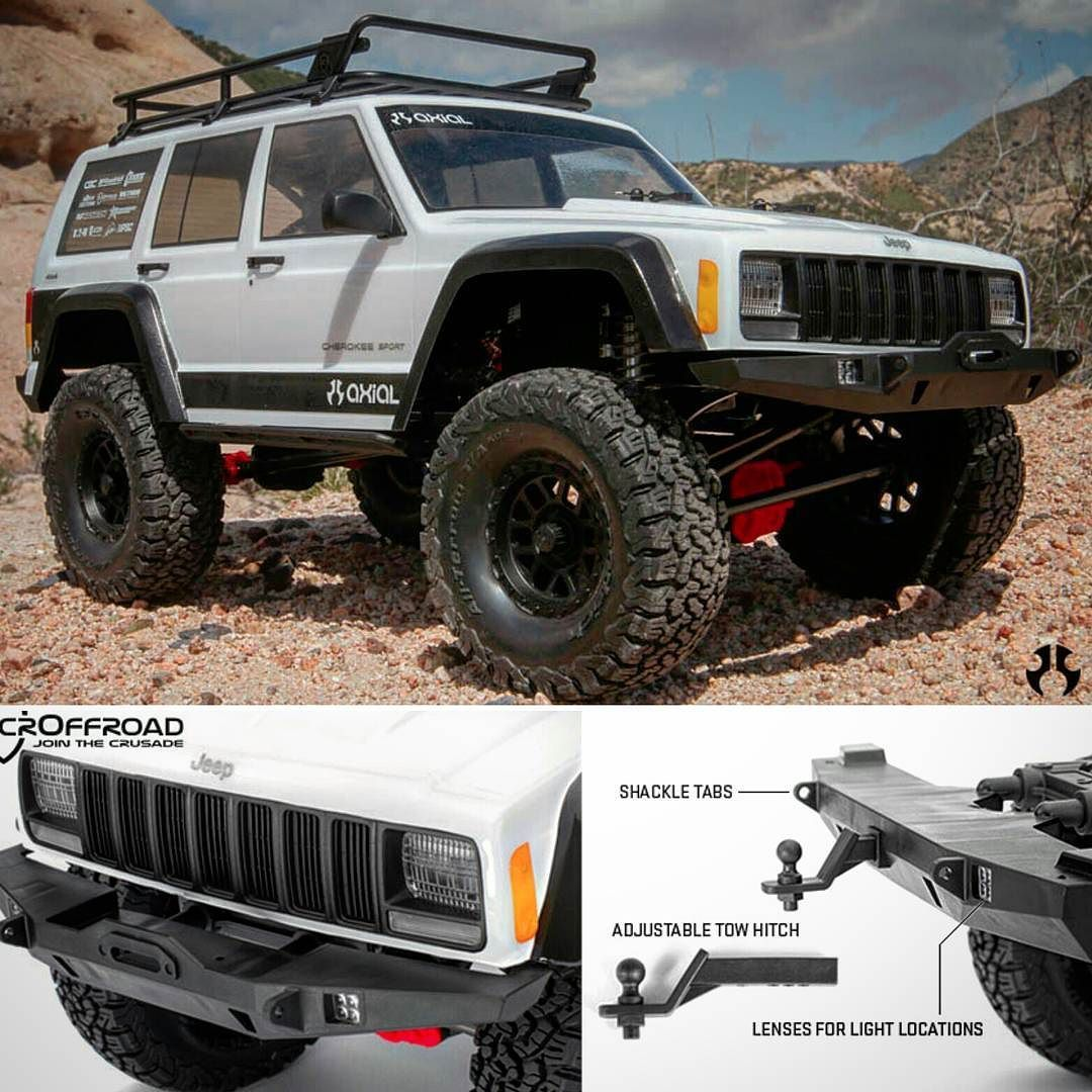 It S Official Axial Axialjcr Mallrated Jeep Suv Jeep Xj
