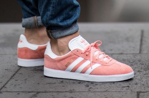 eb5f1282eb176 Sneakers femme - Adidas Superstar Rose Gold - Adidas Shoes for Woman    heart eyes  .