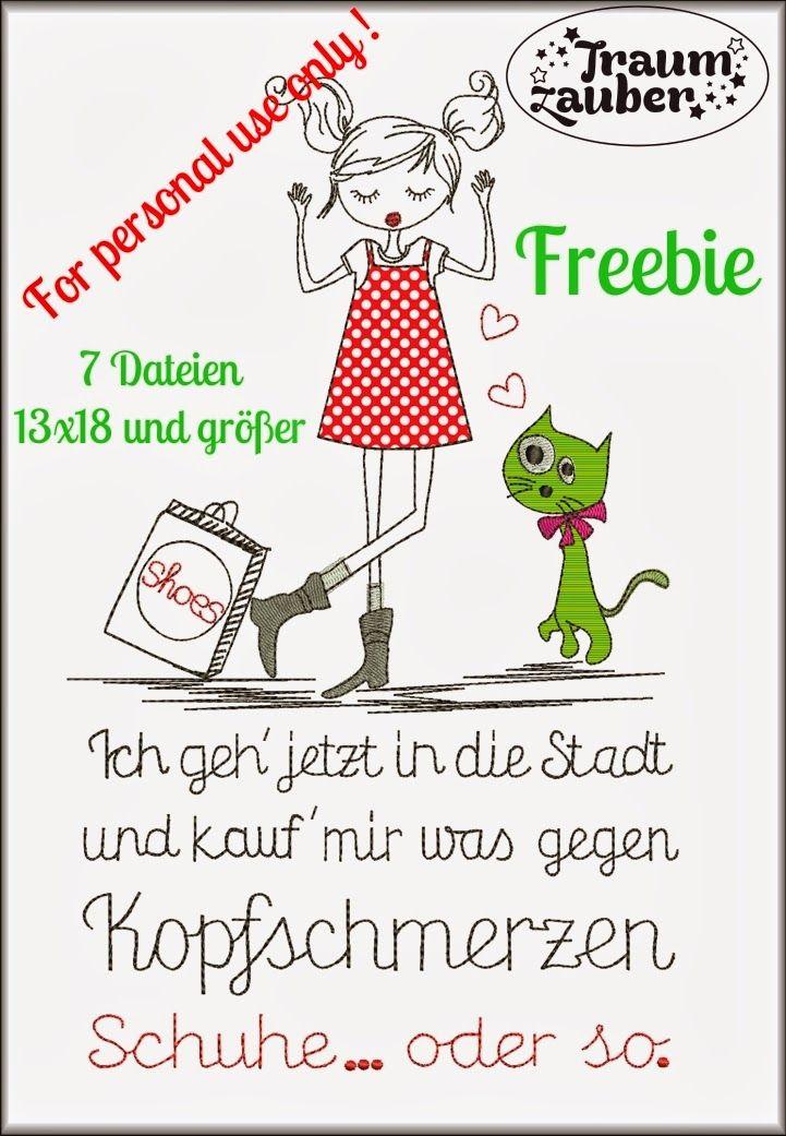 Traumzauber: Freebie für den 13 x 18 Rahmen | Plotter Ideas ...