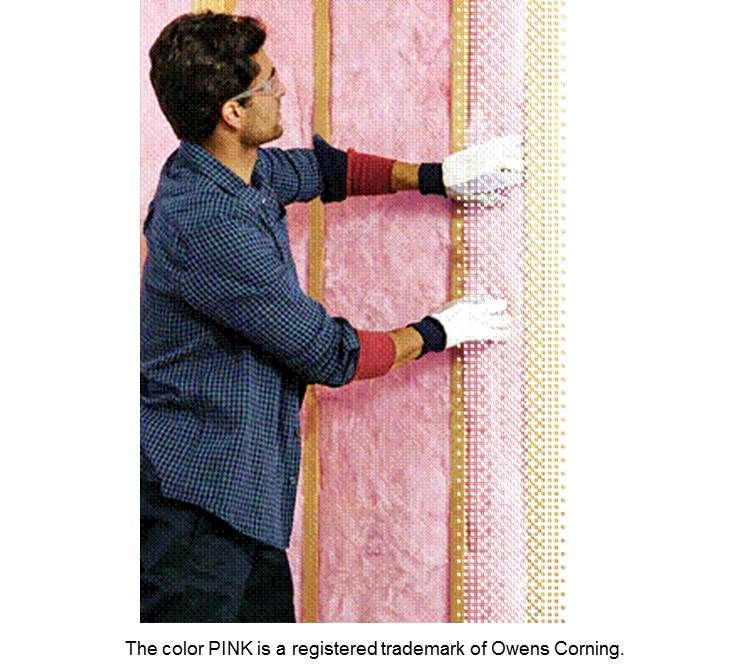 Howto insulate interior walls with owens cornings