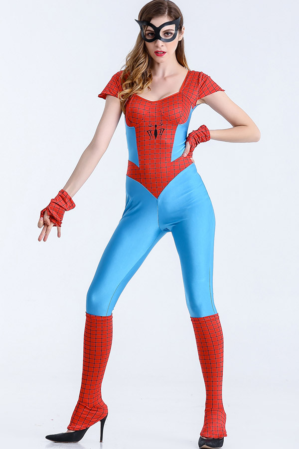 136e377ec4d Women Red Spider Woman Sexy Costume - L   Products in 2019   Spider ...