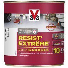 Peinture Sol Exterieur Resist Extreme V33 45 00 L Chez Leroy Merlin Peinture Sol Sol Exterieur Lasure
