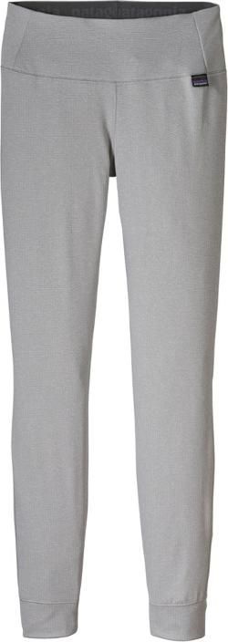 f27225fd7cc Patagonia Women s Capilene Midweight Long Underwear Bottoms Feather  Grey Tailored Grey XL