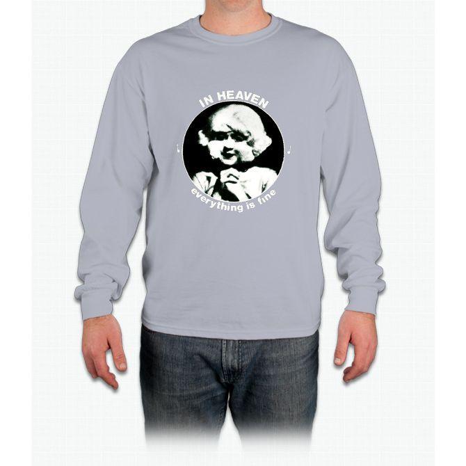 In heaven (Circle) Long Sleeve T-Shirt