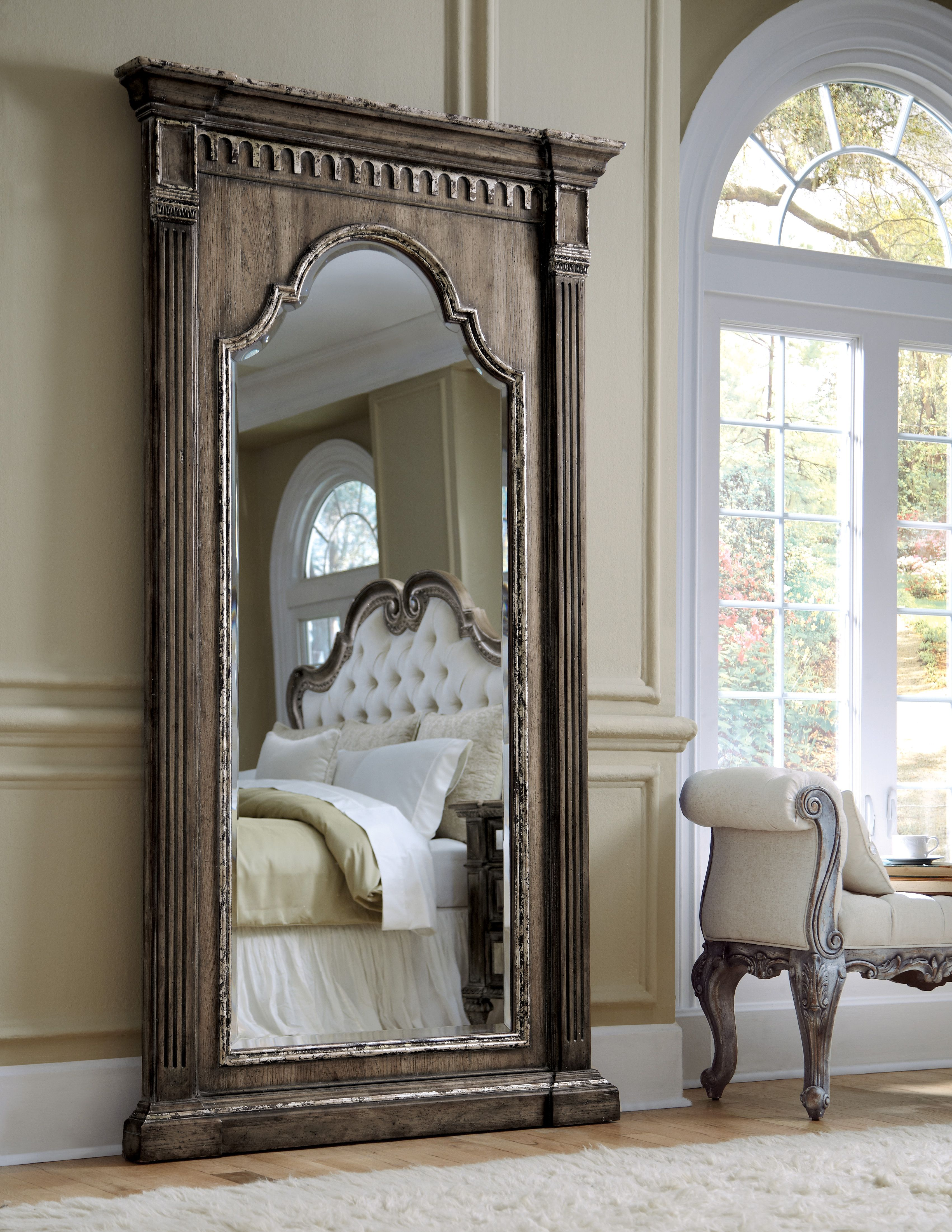 Arabella By Accentrics Home Bedroom Furniture Mirror Fulllengthmirror
