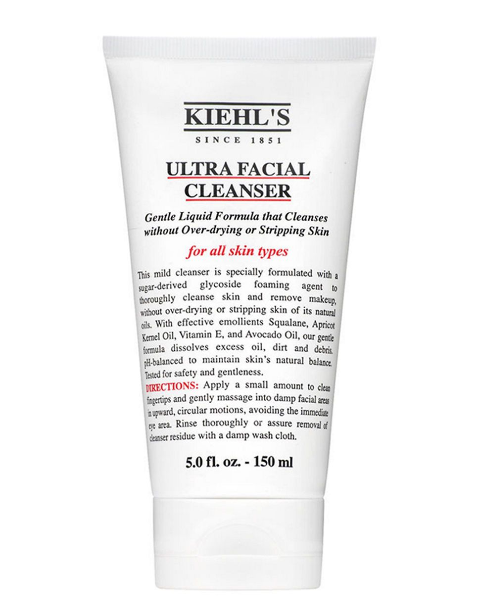 Ultra Facial Cleanser by Kiehlus  BayBeauty  Holy Grail Beauty