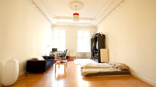 Living On Your Own Studio Vs One Bedroom Rent Com Blog Minimalist Bedroom Color One Bedroom Apartment Minimalist Bedroom Small