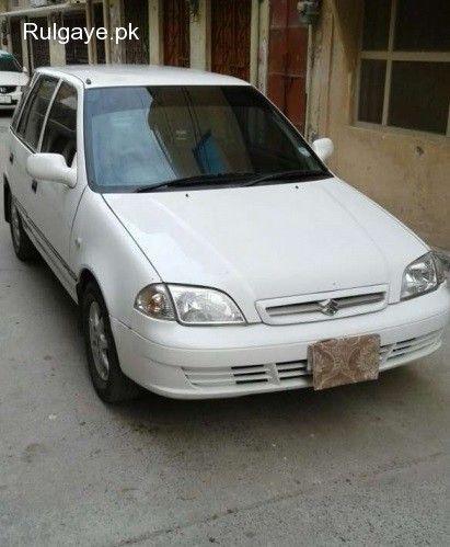 Suzuki Cultus Vxli First Owner For Sale In Rawalpindi Punjab Rawalpindi Punjab Sale