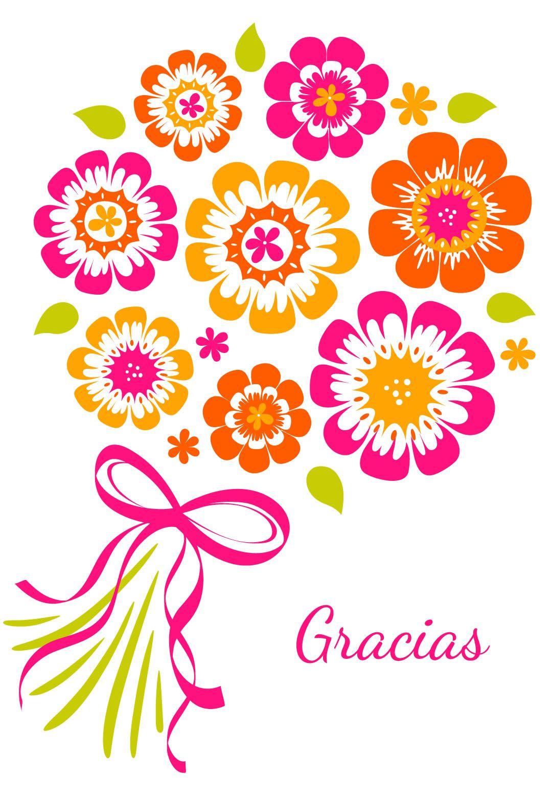 Tarjeta Gratis De Agradecimiento Para Imprimir Por Todo Lo Que