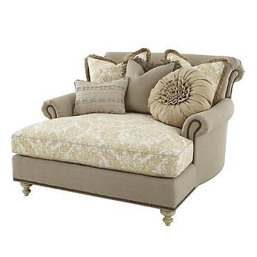 Cybil Chaise And A Half Home Decor Furniture Home