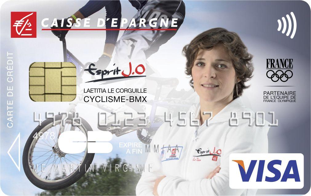 Envie D Avoir Une Carte Bancaire A L Effigie De Laetitia Le