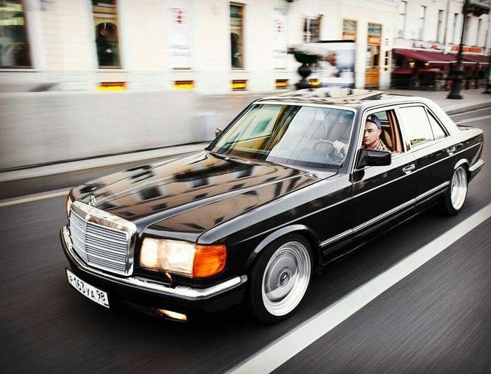 Mercedes Benz S Class W126 Mercedes Benz Cars Classic