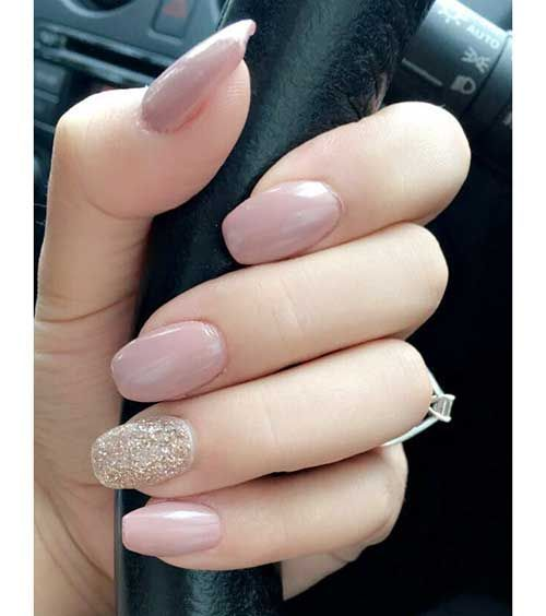 Cute Squoval Nail Shape Styles 2018 2019 New