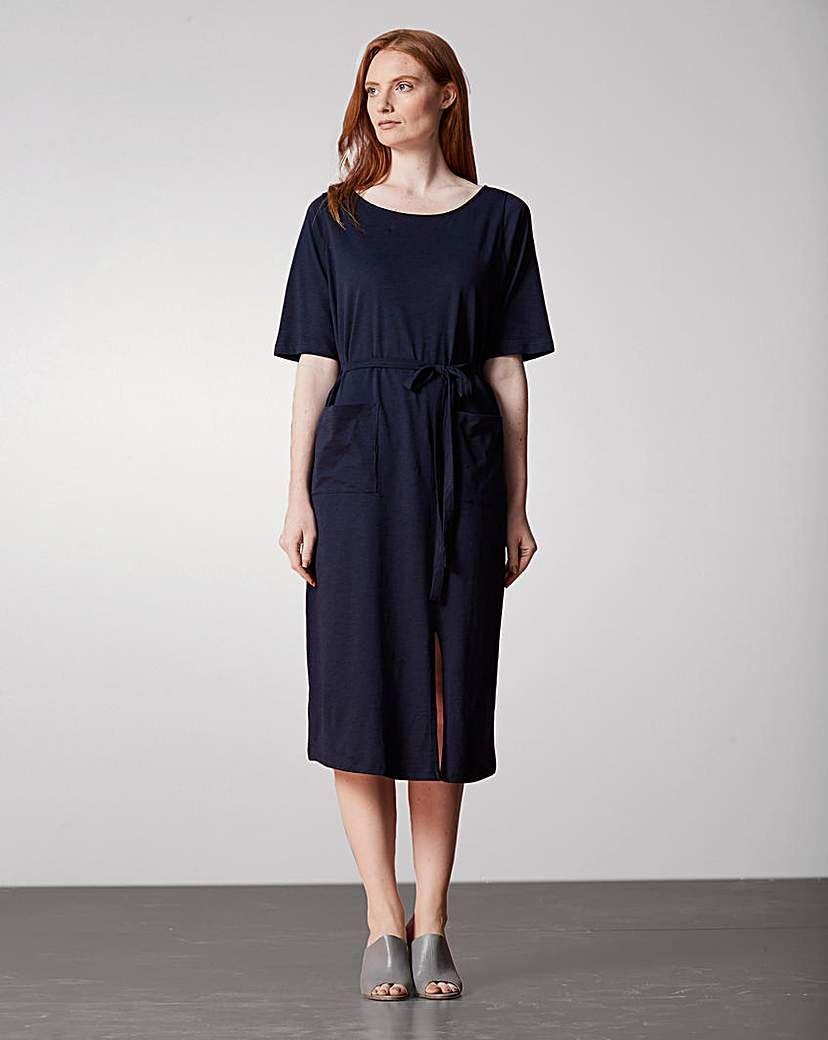 I Scenery Berte Midi Dress Plus Size Wedding Guest Dresses Dresses Short Sleeve Dresses