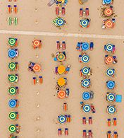 Mesmerizing Photos of Italy's Beaches Captured From Above: The Daily Details: Blog :  Details