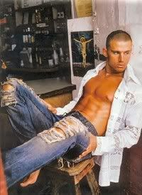 Channing Tatum.....Well he can just lounge around in the main house in DreamLand! Sure wouldn't hurt my feelings one bit! <3<3<3<3