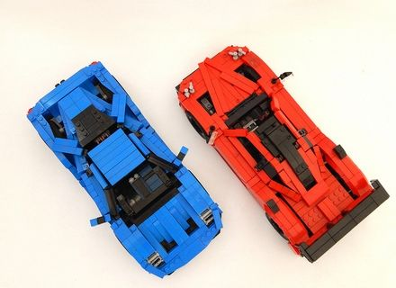 LEGO Ideas - 2017 Ford GT | Cars | Pinterest | Ford GT, Lego ideas ...