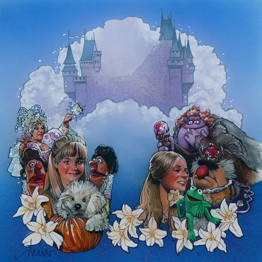 Drew Struzan, Tales from Muppetland drew struzan makes