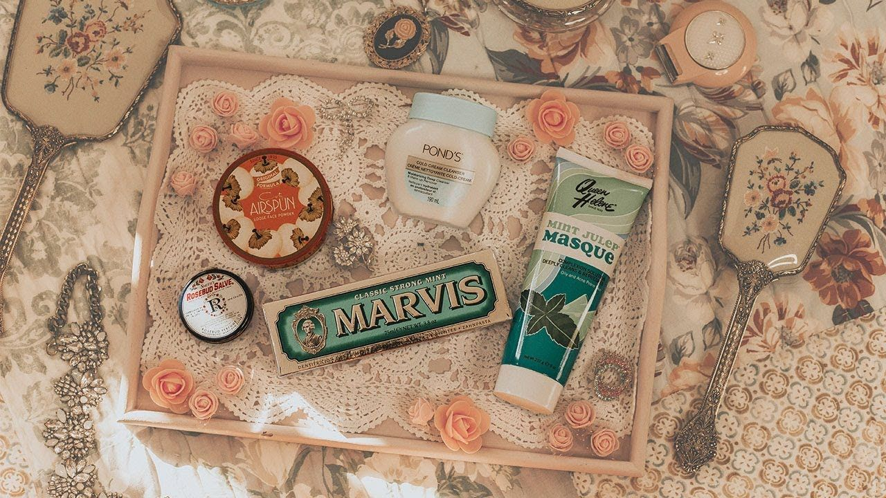 5 vintage beauty products you can still buy today