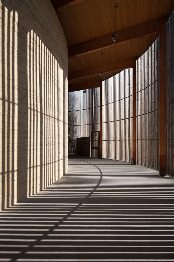 Chapel of reconciliation berlin m a pinterest for Innenraum design berlin