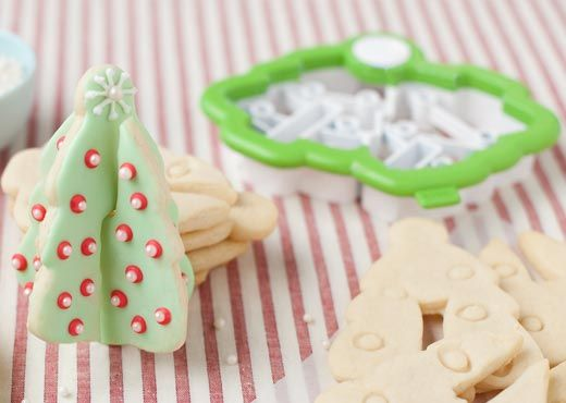 Good recipe for cookie cutter cookies