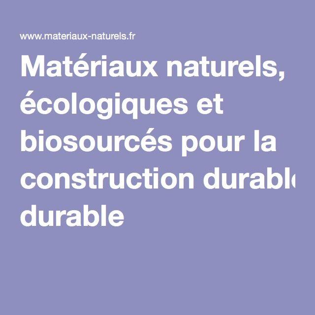 Prix Materiaux Construction Maison Liste Materiaux Construction