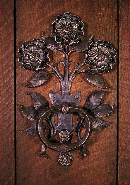 Door Handle By Artist Carl