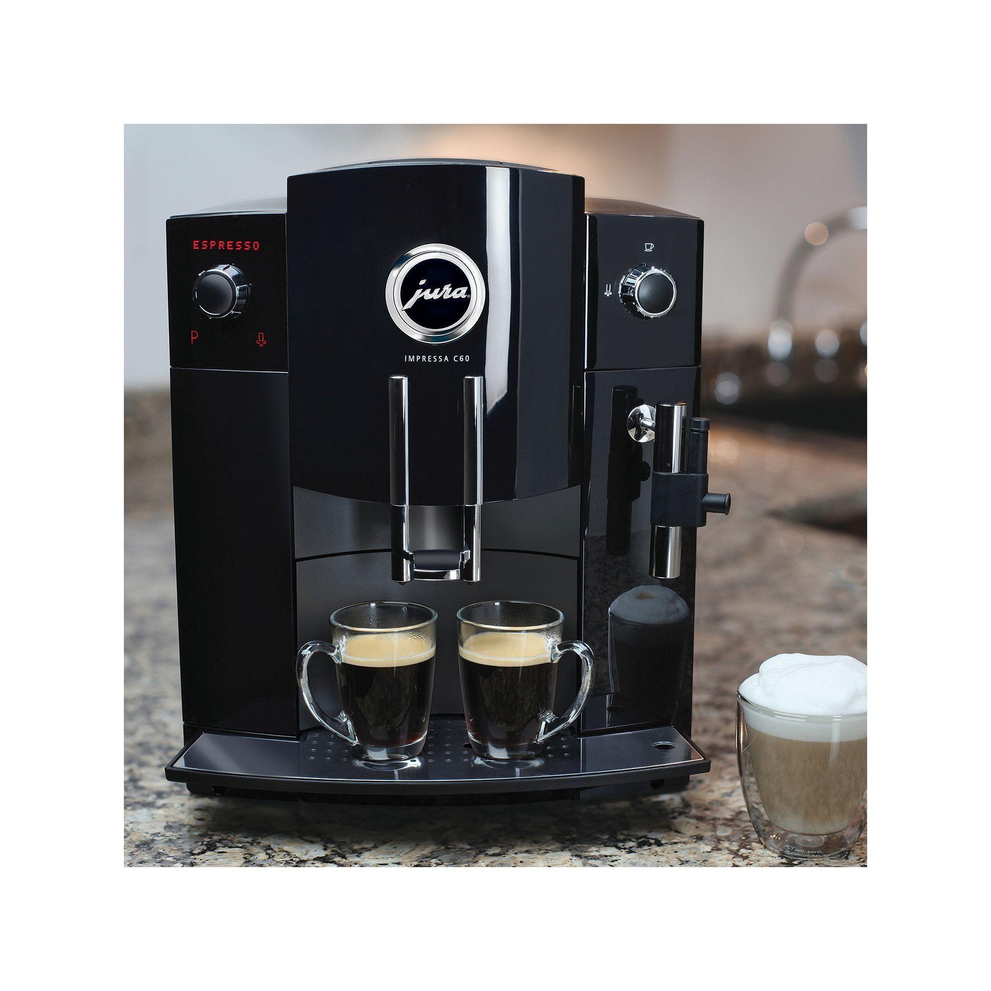 Jura Impressa C60 Espresso Machine #juraimpressa Jura