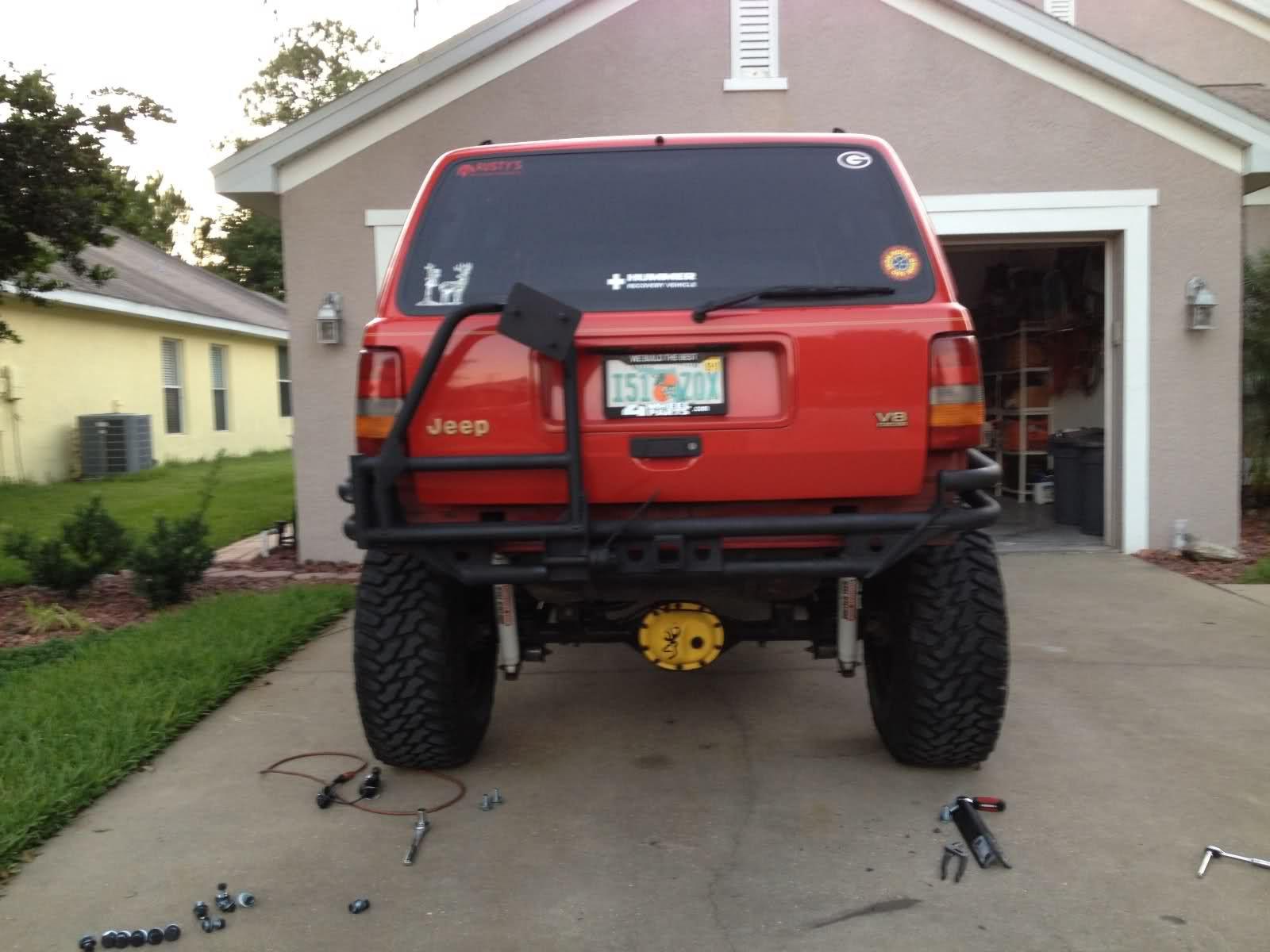 Jeep Grand Wrangler Build Jeep Grand Cherokee Zj Jeep Grand