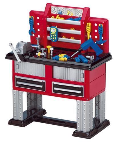 340623bc5 38 Piece Deluxe Workbench at Menards | secret playroom | Kids ...