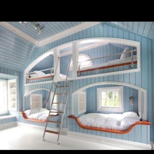 Adult bunk beds I really really want one Chambres Pinterest
