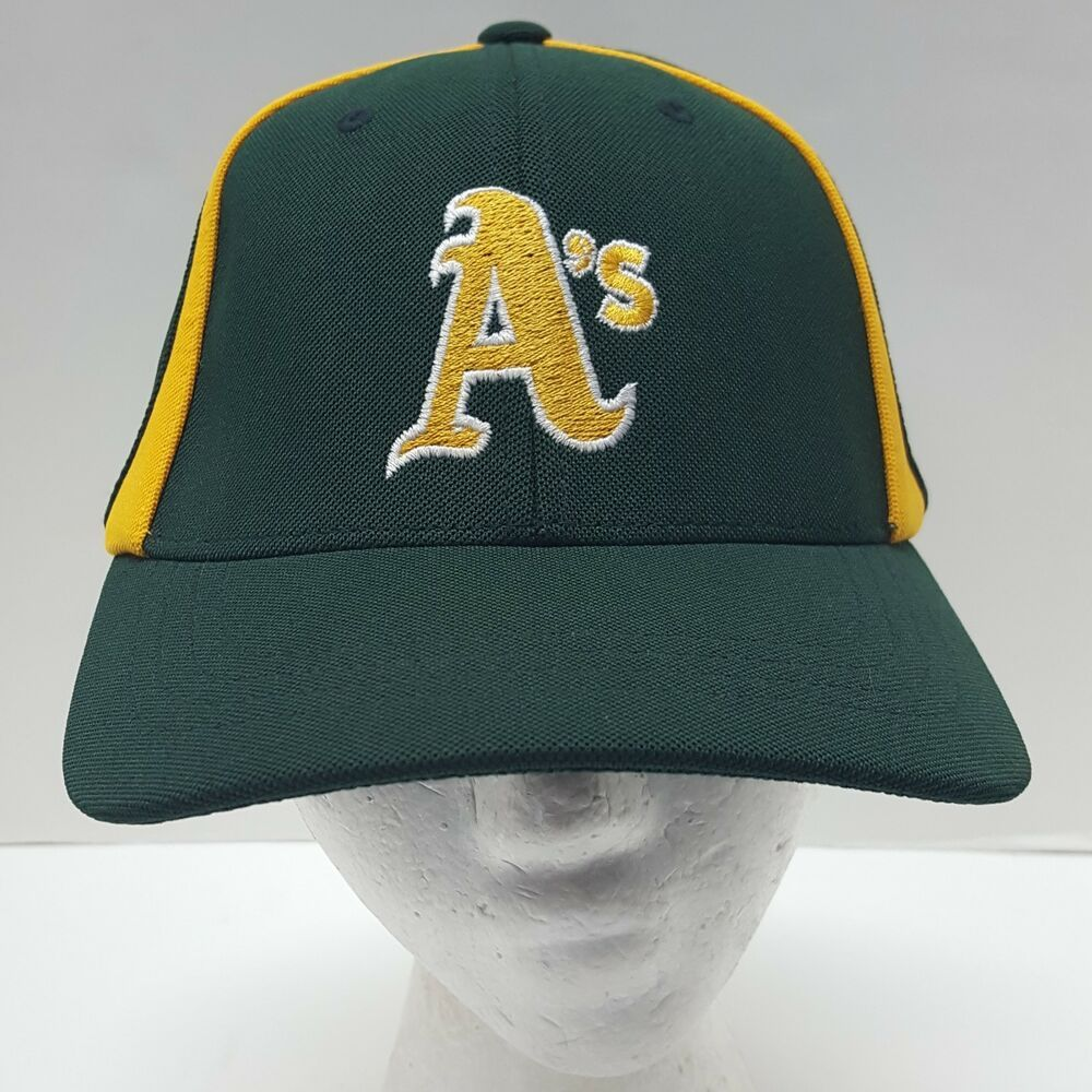 Details about Augusta Sportswear Oakland A's Green