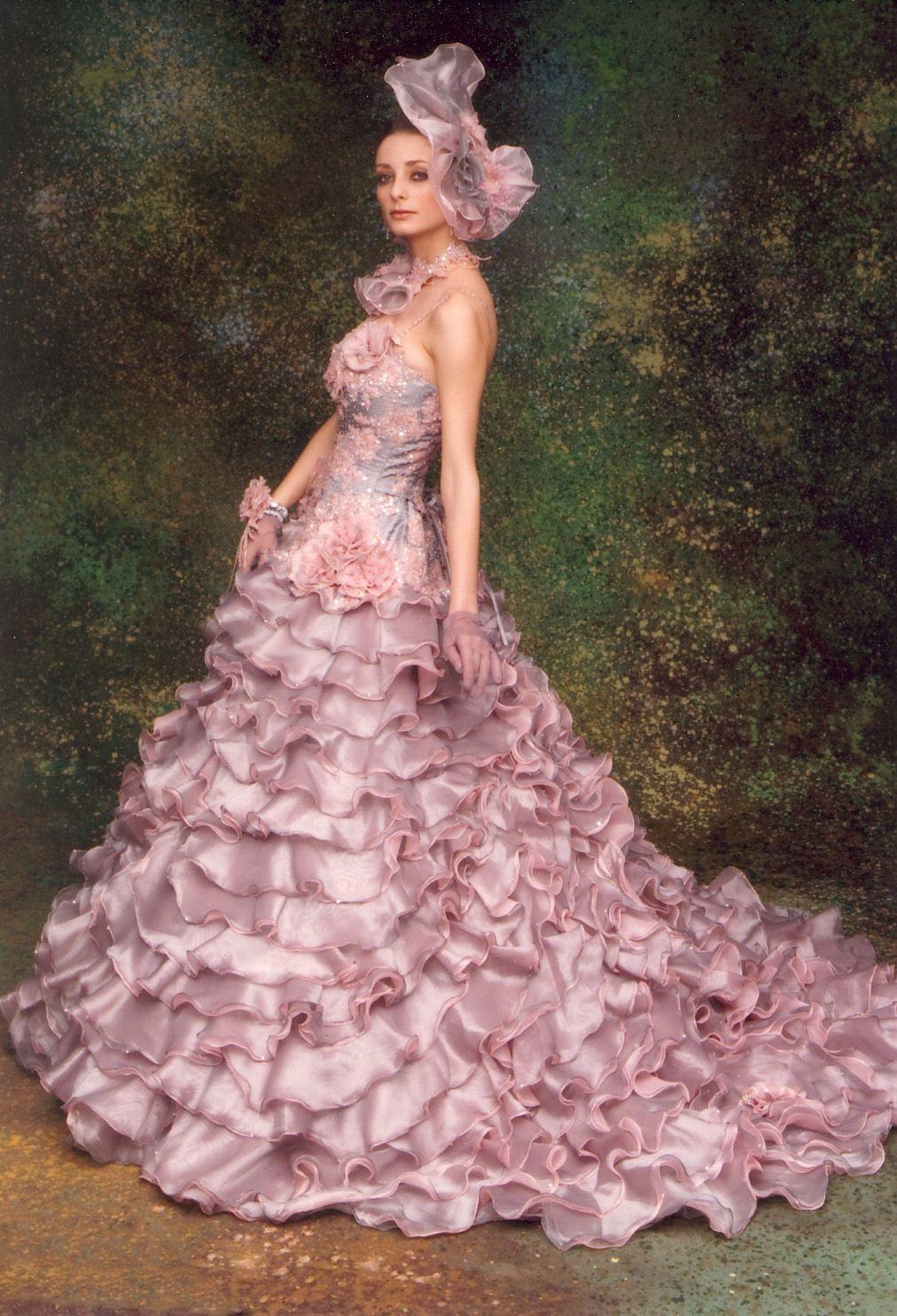 dball ~ dress ballgown | Novias | Pinterest | Color rosa, Novios y Color