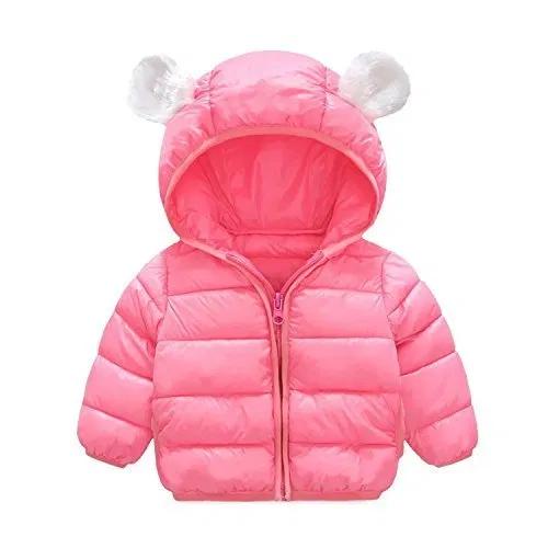 Autumn Toddler Jacket Winter Warm Clothes Toddler Coat Outerwear Boys Cartoon