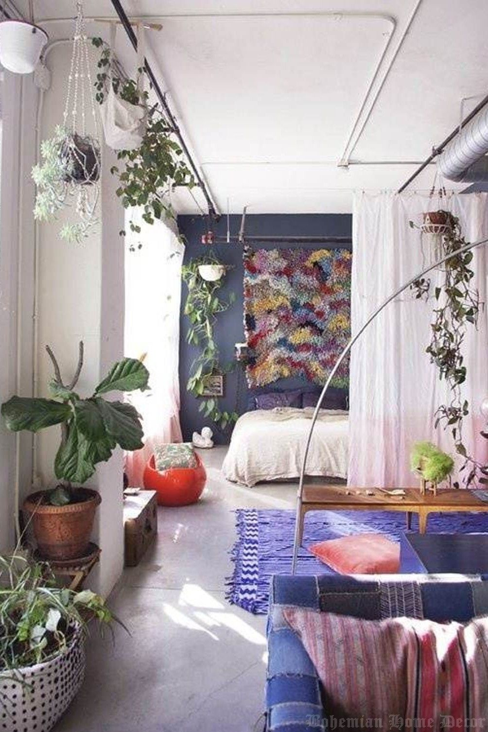 Bohemian Home Decor Experiment: Good or Bad? Oct 2020