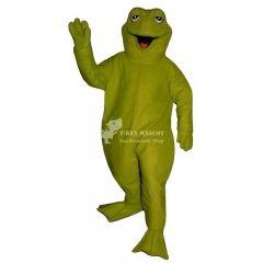 Sleepy Frog Mascot Costume Mascotcostume Cartoon Mascot