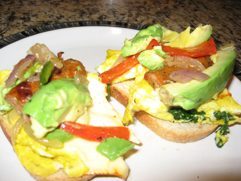 Breaded Healthy Eggs