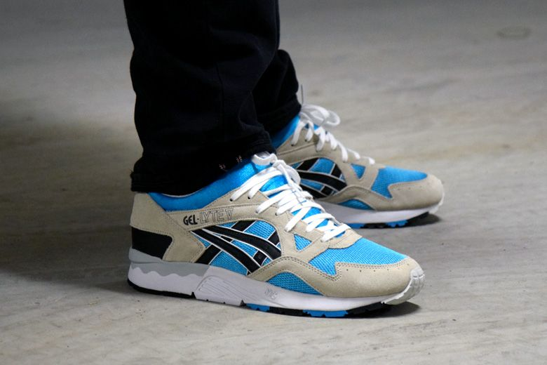 asics gel lyte 5 atomic blue