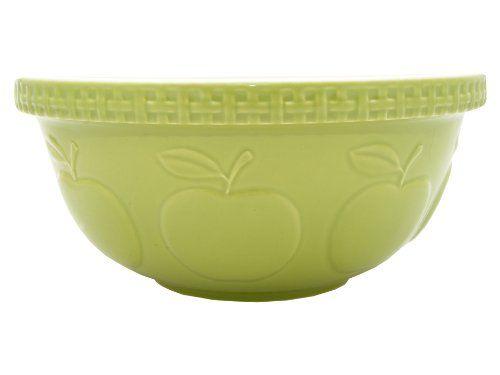 "Mason Cash ""Zest"" Green Mixing Bowl --- 29 x 29 x 14 cm --- 44,81 EUR"